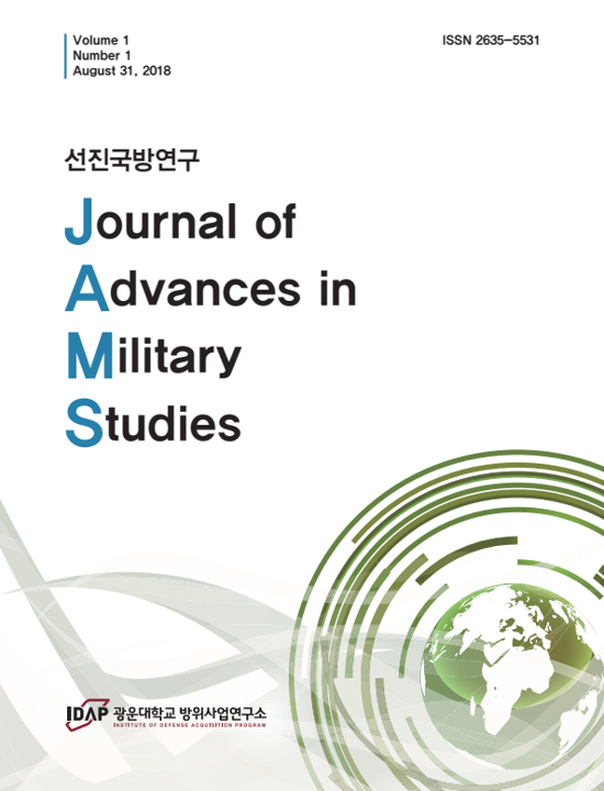 Journal of Advances in Military Studies
