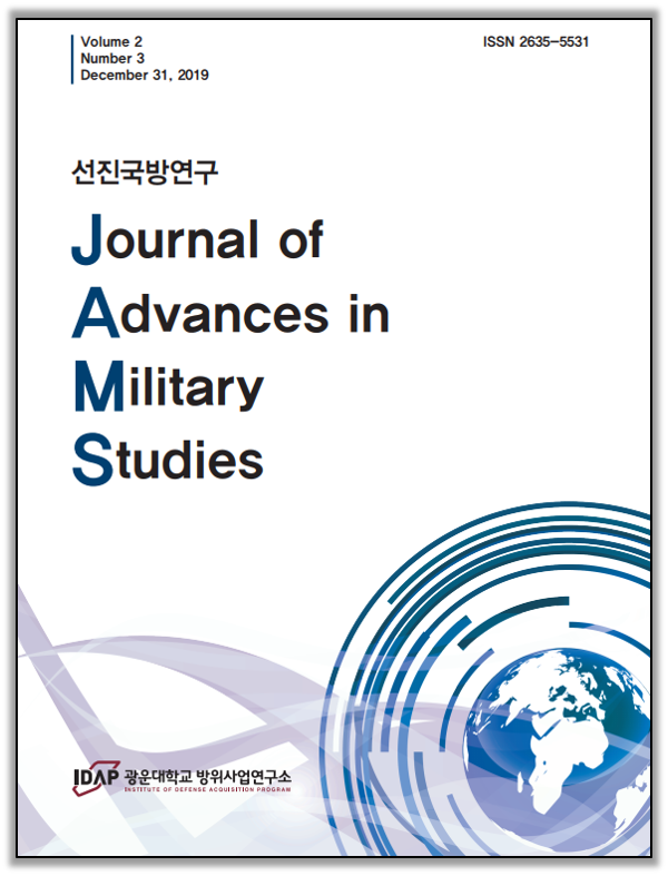 View Vol. 2 No. 3 (2019): Journal of Advances in Military Studies
